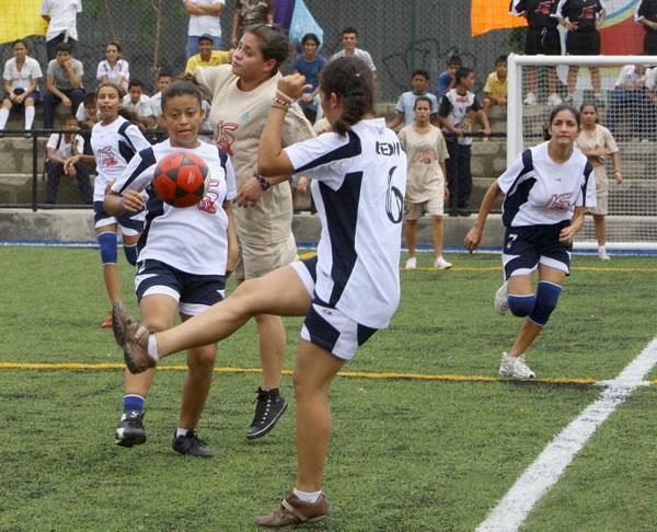 Beneficio deportivo para adolescentes